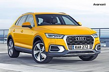 2018 Audi Q3 SUV Gets Shape