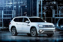 NAIAS 2017: Volkswagen Introduced Sportier Atlas R-Line