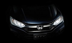 2017 Honda City Facelift Spotted in India While Ad-Shoot, Hints Imminent Launch