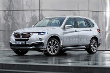 BMW X7 Production Delayed, Can be Launched in 2018 with a Hybrid Powertrain