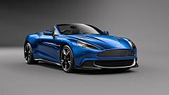 Aston Martin Unveiled Vanquish S Volante Convertible: First Look