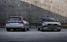 Volvo S90 and V90 Receive Top Pedestrian Safety Ratings at Euro NCAP