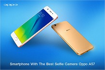 Oppo A57 India Sale Starts From Today Via All Major Online E-Commerce Sites