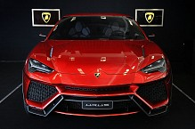 Lamborghini Urus - The 600 hp Hybrid SUV to Debut at 2017 Shanghai Auto Show