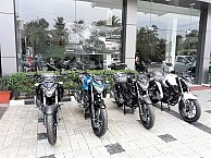 Yamaha FZ25 Starts Reaching Dealerships; Deliveries Started in Few Cities