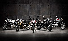 Triumph Motorcycles Recalls Bonneville Bikes In India