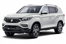 New SsangYong Rexton SUV (Mahindra XUV700) Surfaced Online Prior to Official Debut