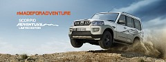 2017 Mahindra Scorpio Adventure Edition Launched in India, Starting at INR 13.1 Lakhs
