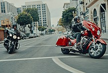 Indian Motorcycles Unwraps Chieftain Limited and Chieftain Elite Cruisers