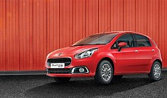 Fiat Punto EVO Pure Launched  in India at a Price of INR 4.92 Lakh