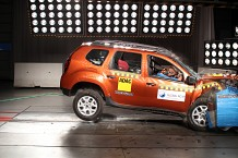 Global NCAP Crash Tests: Made-in-India Renault Duster Awarded Zero Star