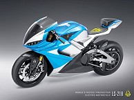 World's Fastest Electric Superbike, Lightning LS-218 Ready to Hit the Road