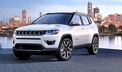 Fiat Commences Pre-Bookings For the Jeep Compass SUV in India