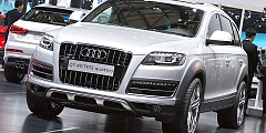 Audi Q7 40TFSI Launched in India, Priced At INR 67.76 lakh