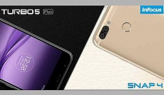 InFocus Launches Two Camera Centric Smartphones 'Snap 4' and 'Turbo 5 Plus'