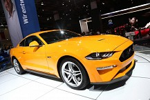 European Specs Ford Mustang Unveiled: Frankfurt Motor Show 2017