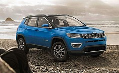 Jeep India Revises Compass Prices Post GST Cess Hike