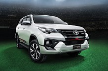 Toyota Fortuner TRD Sportivo Launched at Rs 31.01 lakh