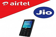 Jio Phone: Airtel Working on 4G Phone, Aiming for Rs. 2,000 Price Tag; Idea and Voda Work in Progress