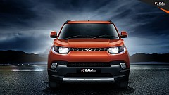 Mahindra KUV100 Facelift India Launch on October 10
