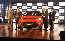 Mahindra KUV100 NXT Facelift Launched at INR 4.39 Lakh