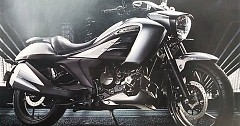 150cc Cruiser Styled Suzuki Motorcycle Rumored to Launch in Next Month