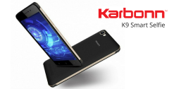 Karbonn Launches K9 Smart Selfie Smartphone With 8-Megapixel Front Camera