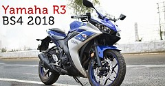 Yamaha R3 BS4 2018 Is Going To Unveil Soon