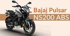 Bajaj Pulsar NS200 With ABS Launched In India