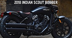Indian Scout Bobber Launches On 24 November In India