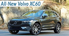 Brand New Volvo XC60 May Launch In December
