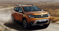 2018 Renault Duster Information Out