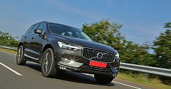Second-Gen Volvo XC60 India Launch Based On Volvo XC90