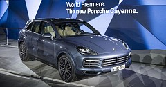 2018 Porsche Cayenne Likely To Come in India by 2018, Pre- Booking Commenced