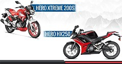 Hero Xtreme 200S Reported to Launch Before Auto Expo 2018, HX250R Plan Shelved