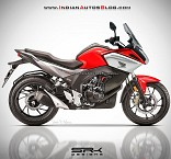 Fully-Faired Honda CB Hornet 160R May Launch at Auto Expo 2018
