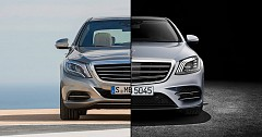 2018 Mercedes S-Class Facelift Launch: Design and Engine Specs