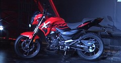 Hero Xtreme 200R aka Hero Xtreme 200S Unveiled, Launch later by April 2018