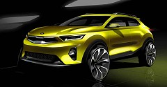 Kia SUV SP Concept Teased For India, Expect Delhi Auto Expo 2018 Launch