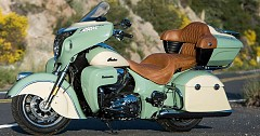 Indian Motorcycles Calls Off Roadmaster in USA