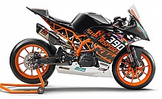 KTM RC 390 R Race Spec Version Launched in Europe