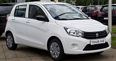 Maruti Suzuki Celerio Tour H2 Introduced In India Price INR 4.21 Lakh