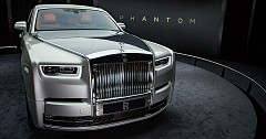 Rolls-Royce's all-new Phantom VIII to launch in India on Feb 22