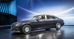 Mercedes S-Class Facelift Set to Launch in India on Feb 26