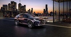 Lexus Teases Out New Entry-Level UX SUV