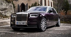 Rolls-Royce Phantom Introduced In India Priced Rs. 9.50 Crore