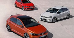 Volkswagen India Launches Fuel Efficient Polo hatchback 1-litre Variant