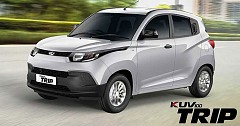 Mahindra KUV100 Trip CNG and Diesel Variants Launched With Starting Price Rs 5.16 lakh