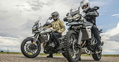 Triumph Motorcycles to Launch Tiger 800 and Tiger 1200 on March 21