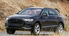 Audi Q8 to Be Launched in June 2018